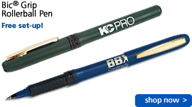 Bic® Grip Rollerball