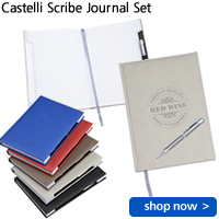 Castelli Scribe Journal Set