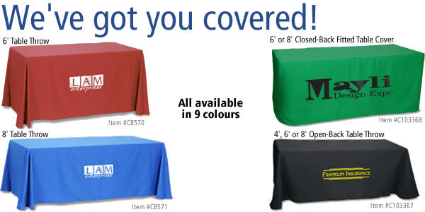 We've got you covered!