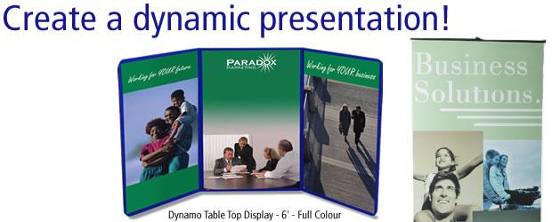 Create a dynamic presentation!