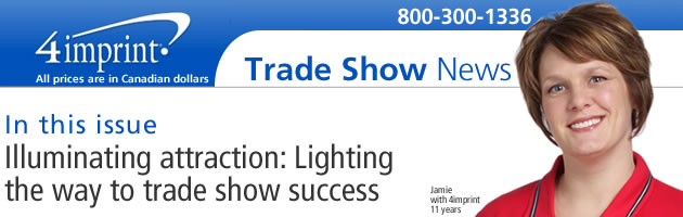 Illuminating attraction: Lighting the way to trade show success
