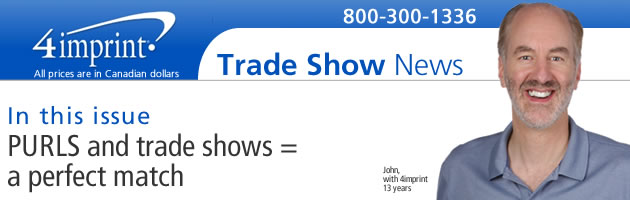 PURLS and tradeshows = a perfect match