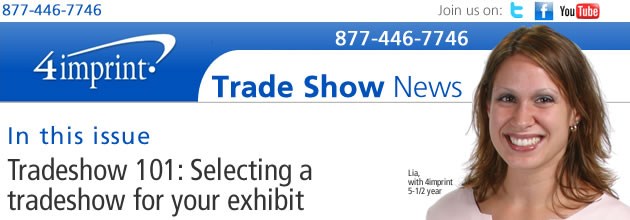 Tradeshow 101: Selecting a tradeshow for your exhibit