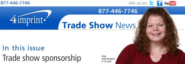Trade show sponsorship