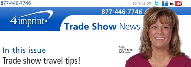 Tradeshow travel tips