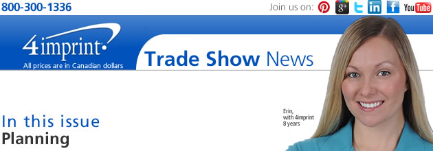Trade show: Planning