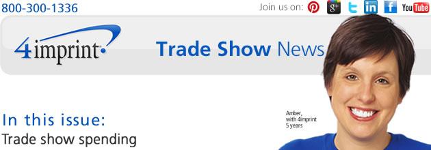 Trade show spending