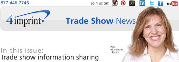 Trade show information sharing