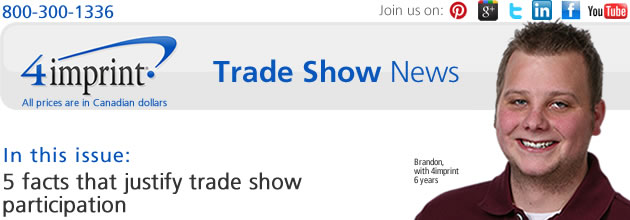 5 facts that justify trade show participation