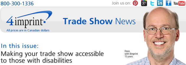 Trade shows: Making your trade show accessible to those with disabilities