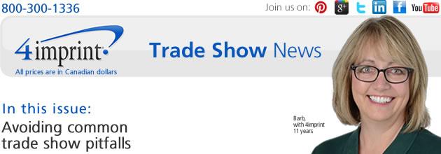 Trade shows: Avoiding common trade show pitfalls
