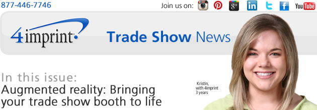 Augmented reality: Bringing your trade show booth to life