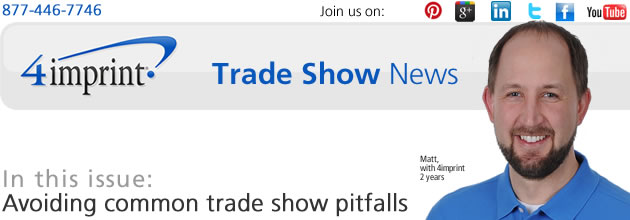 Avoiding common trade show pitfalls