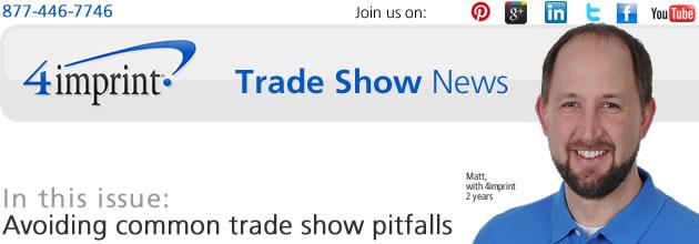 Avoiding common trade show pitfalls