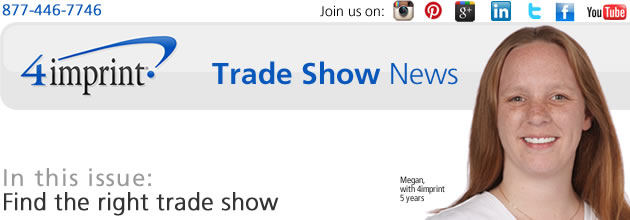 Find the right trade show