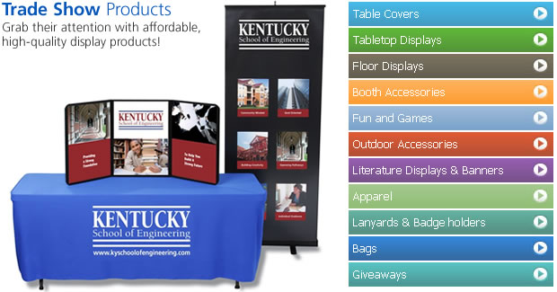 Displays, Tradeshows & Conferences