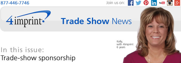 Trade-show sponsorship