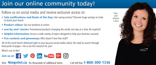 Join our online community today!