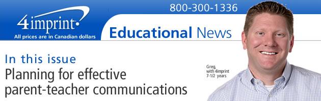 Planning for effective parent-teacher communications