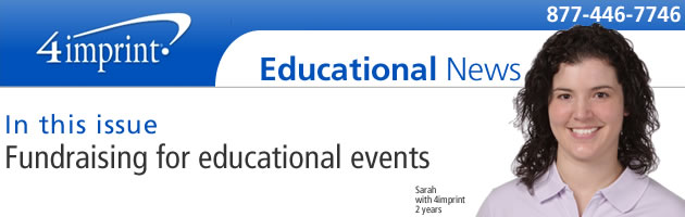 Fundraising for educational events