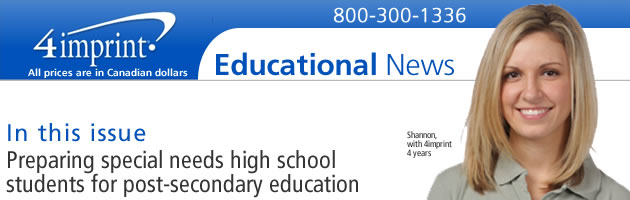 Preparing special needs high school students for post-secondary education