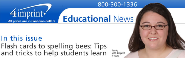 Flash cards to spelling bees: Tips and tricks to help students learn