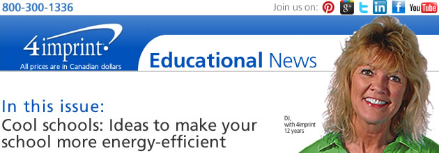 Cool schools:Ideas to make your school more energy-efficient