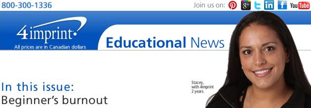 Education: Beginner's burnout
