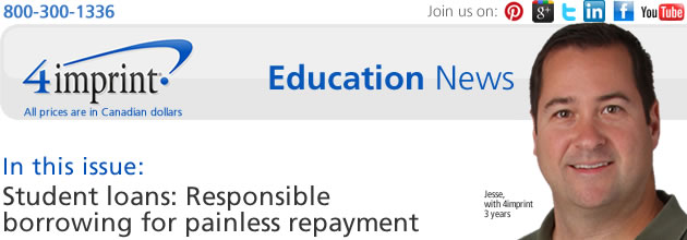 Student loans: Responsible borrowing for painless repayment