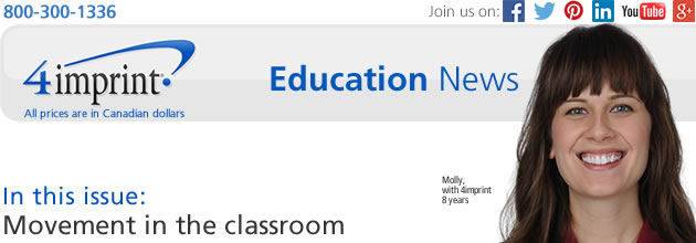 Education News: Movement in the classroom