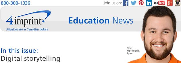 Education News: Digital storytelling