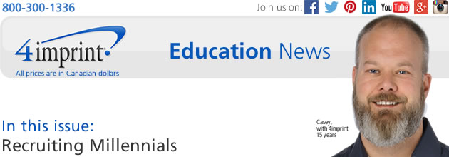 Education News: Recruiting Millennials