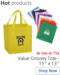Value Grocery Tote - 15 x 13