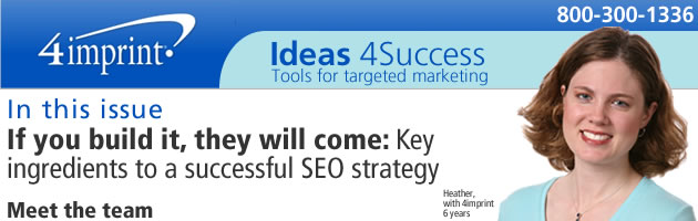 If you build it, they will come: Key ingredients to a successful SEO strategy