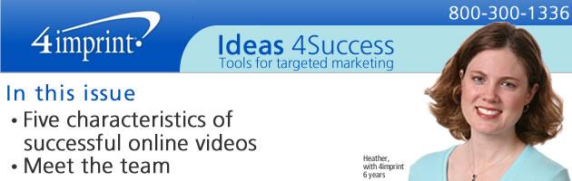 Five characteristics of successful online videos