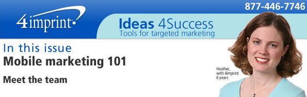 Mobile marketing 101