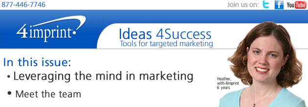 Leveraging the mind in marketing