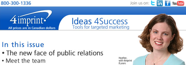 The new face of public relations