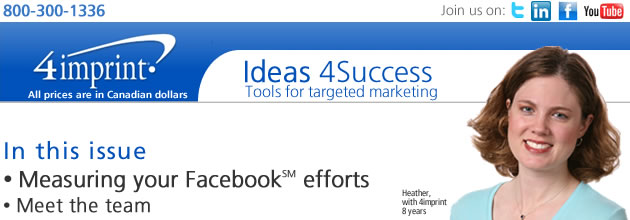 Measuring your FacebookSM efforts: What to look for with Facebook InsightsSM