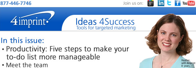 Productivity: Five steps to make your to-do list more manageable