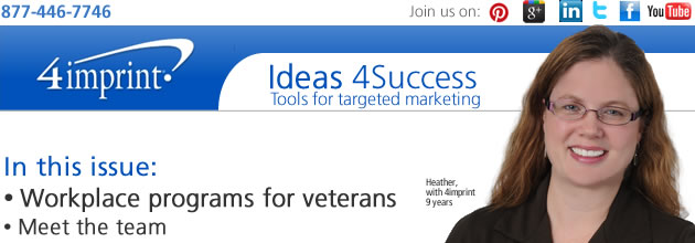 Workplace programs for veterans