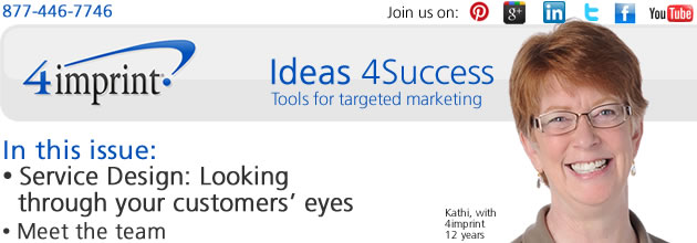 Service Design: Looking through your customers eyes