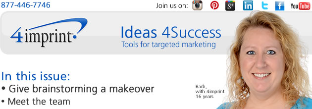 Give brainstorming a makeover