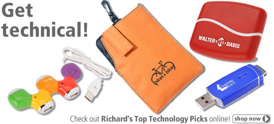 Richard's Top Technology Picks!