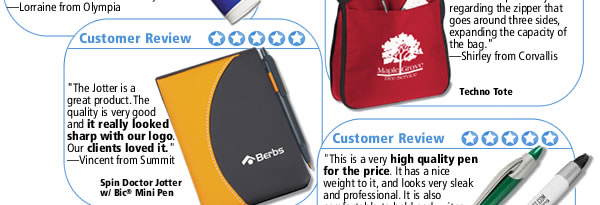 Rely on the best! Opinions do matter... Here is what fellow customers are saying about their favorite products!