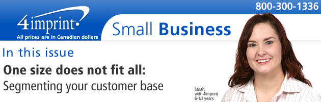 One size does not fit all: Segmenting your customer base