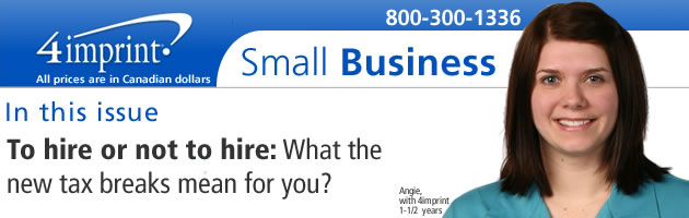 To hire or not to hire: What the new tax breaks mean for you?