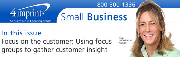 Focus on the customer: Using focus groups to gather customer insight