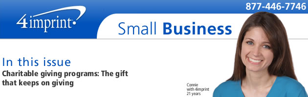 Charitable giving programs: The gift that keeps on giving