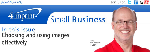 Choosing and using images effectively